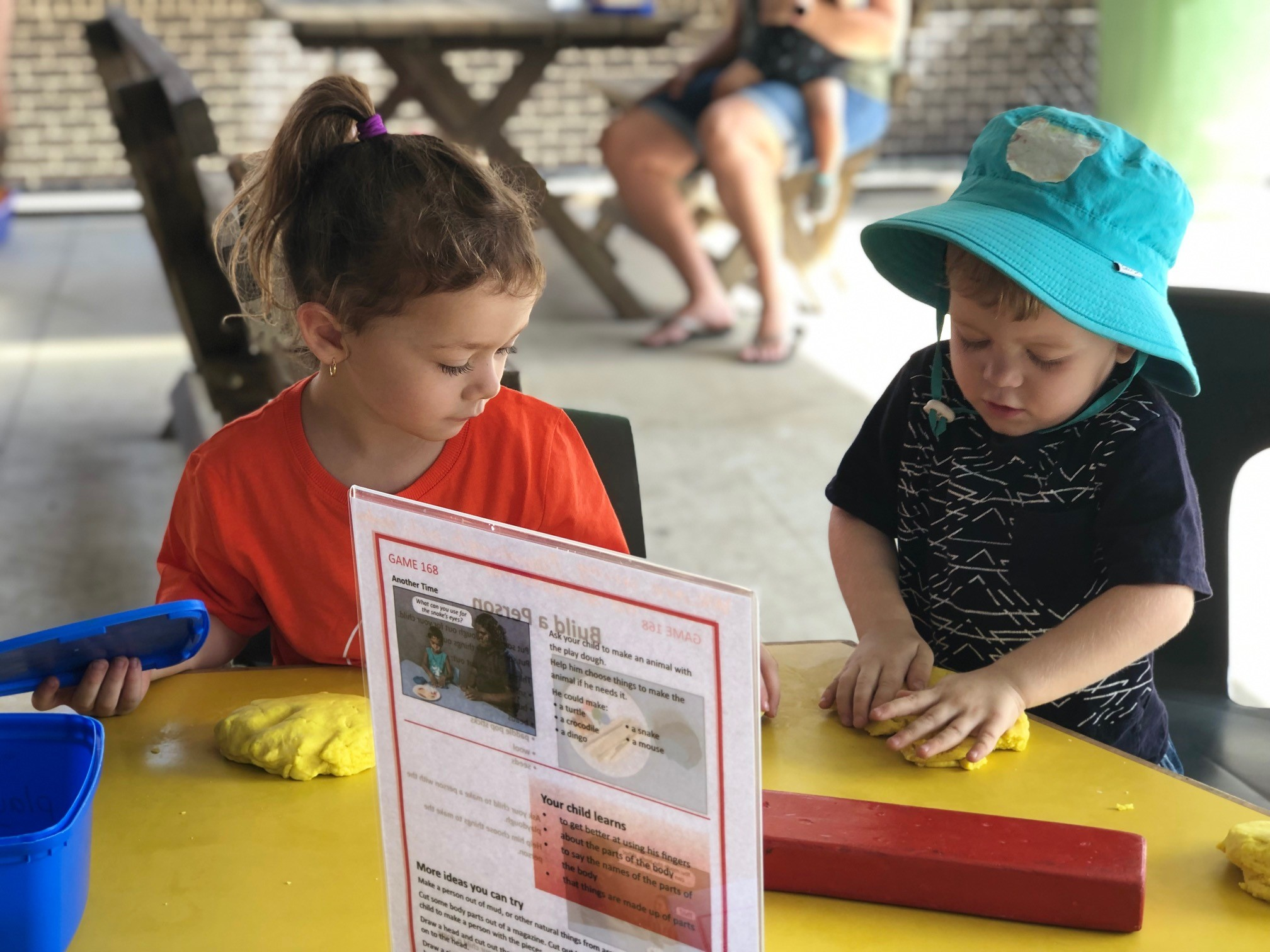 Playgroup launches at Fernvale SS