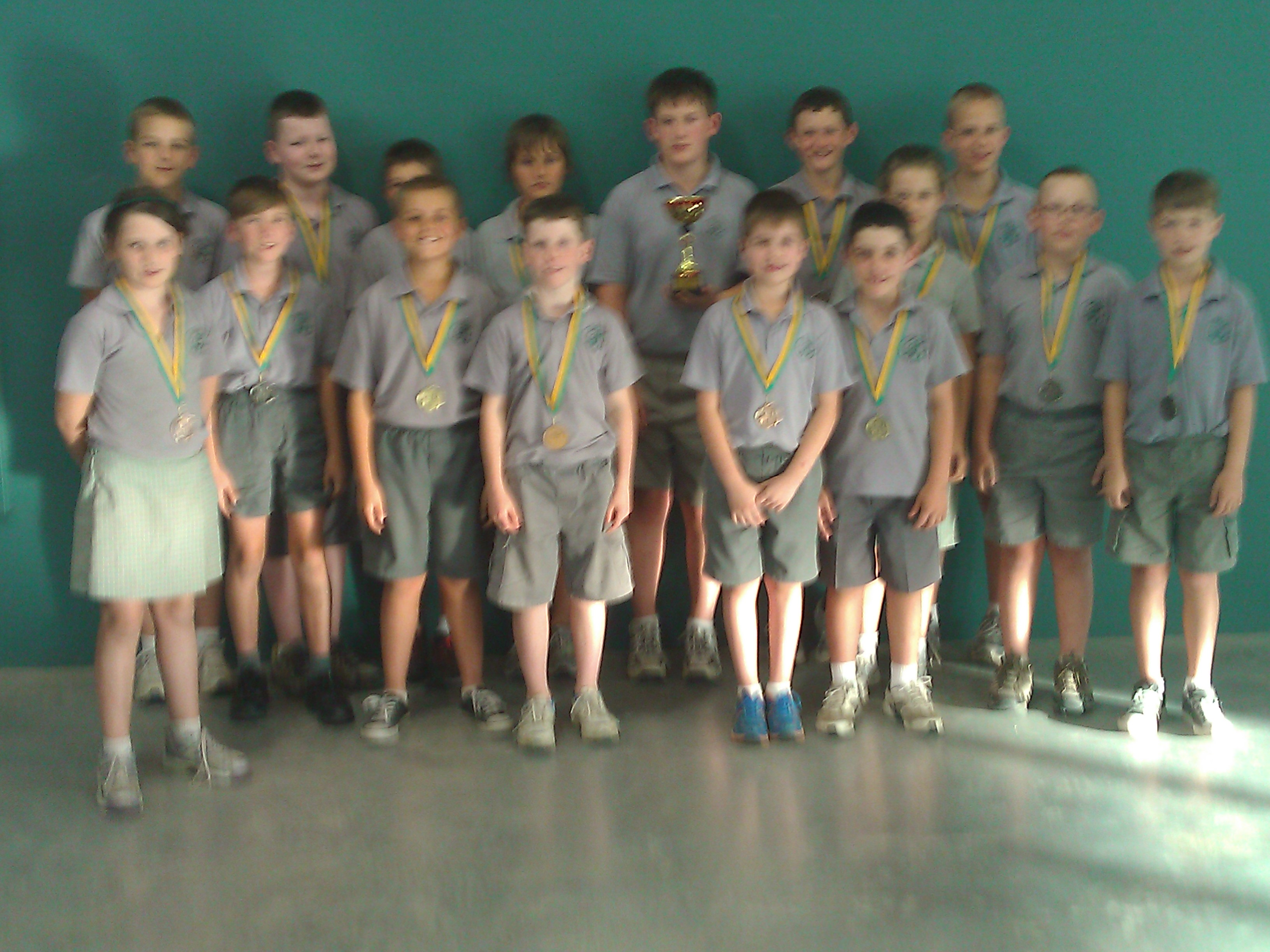 Fernvale SS Age Chess Championships